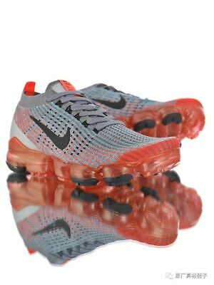 Nike Air VaporMax Flyknit 3.0 2019 Mens Running Shoes Sneakers Trainers Orange