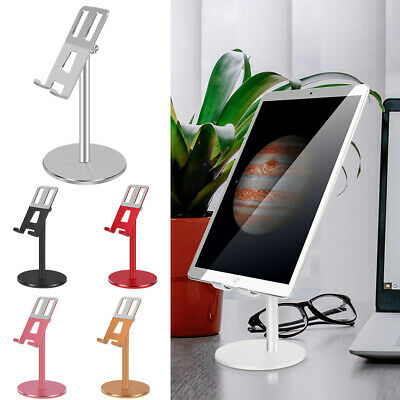 Hand-Free Telescopic Desktop Table Cell Phone Stand Tablet Stand Holder Rotation