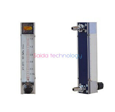 LZB -3F all stainless steel glass rotameter for gas/air flowmeter with control/