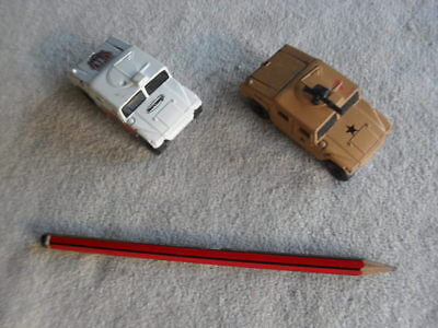 Hummer Humvee Matchbox Model Die Cast Cars toys Armed Military Truck Sky Rescue