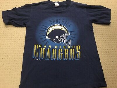 Vintage 90s 1994 NFL San Diego Chargers t-shirt