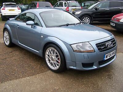 Audi TT Coupe 3.2 ( 250ps ) 4X4 DSG 2004MY quattro semi automatic with padels