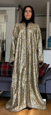 """64.57"""" x 57.09"""" Dress Moroccan Robe VINTAGE FAST Shipment With UPS 12220"""