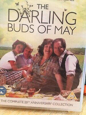The Darling Buds Of May - The Complete Series (DVD, 2011, 6-Disc Set, Box Set)