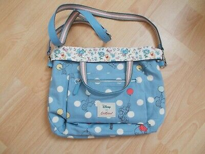 Limited Edition Cath Kidston Reversible Winnie the Pooh  Bag BN
