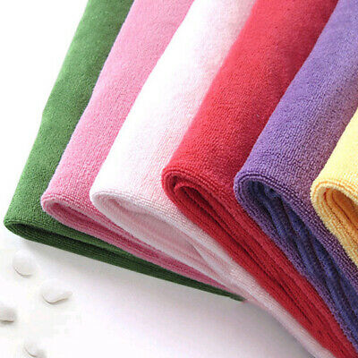 Portable Microfiber Towel for Gym Sport Footy Trip Camping Swimming Beach Baths