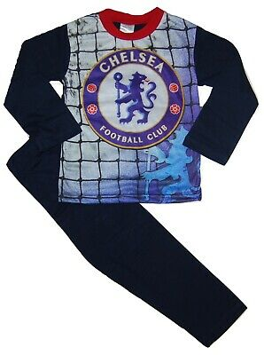 Boys Chelsea Football Club Pyjamas Premier League CFC 4 upto 6 Years