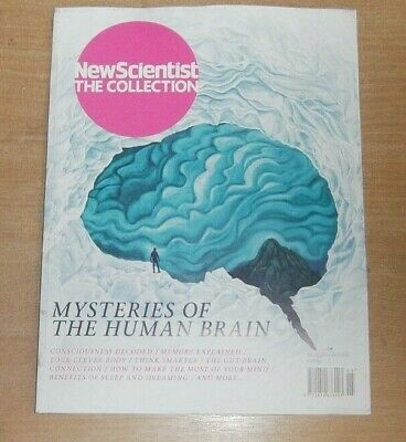 New Scientist magazine The Collection: Mysteries of the Human Brain 2nd Ed 2019