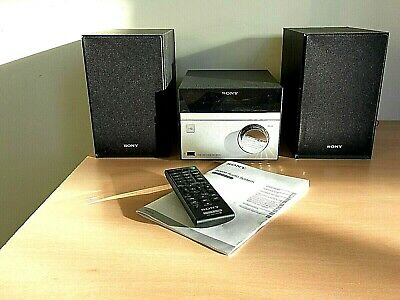 SONY CMT-SBT20 MICRO Hi-Fi System with BLUETOOTH® technology