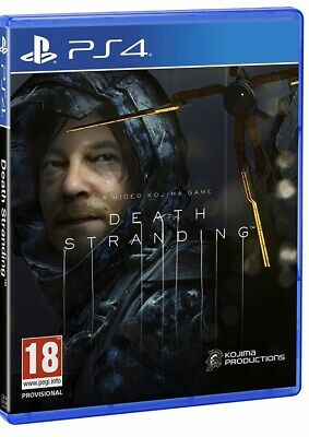 SONY PS4 - Death Stranding-Italiano-