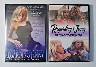 Regarding Jenny - Complete Series - Award Winning Real Doll TV Show - BluRay DVD