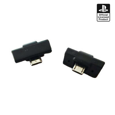 Spare Micro USB Adapters for Official Sony PS4 Games Storage Tower/Charger