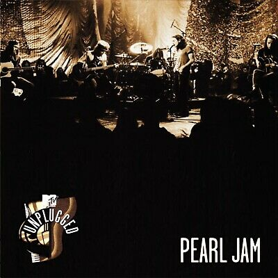Pearl Jam MTV Unplugged CD not vinyl LP RSD