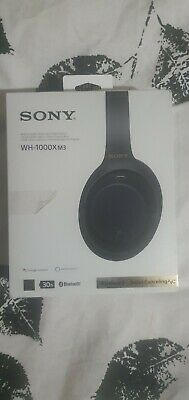 Sony WH1000X M3 Wireless Bluetooth Noise Cancelling Headphones