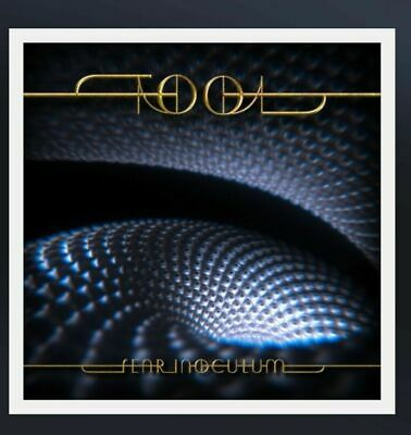 TOOL Fear Inoculum Deluxe limited edition Tri Fold CD IN HAND READY TO SHIP