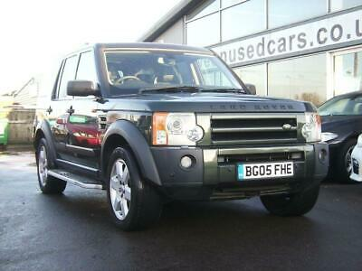 2005 Land Rover Discovery 2.7 Td V6 HSE 5dr Auto 5 door Estate
