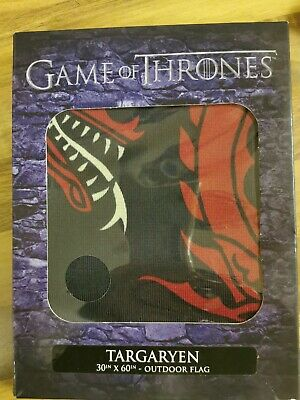 Game Of Thrones Targaryen  30x60inch Outdoor Flag calhoun