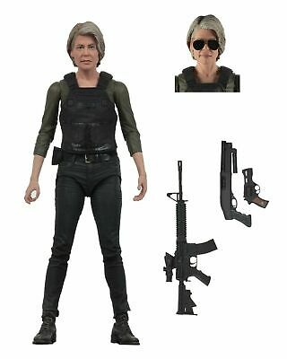 "Terminator: Dark Fate - 7"" Scale Action Figure - Sarah Connor - NECA"