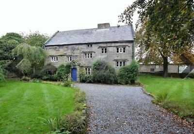 5 Bed Detached Farm House With Annex, Barns & Land