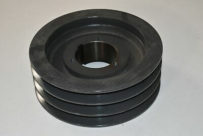 Taper Bore 2BK67H  V-belt Pulley double Groove