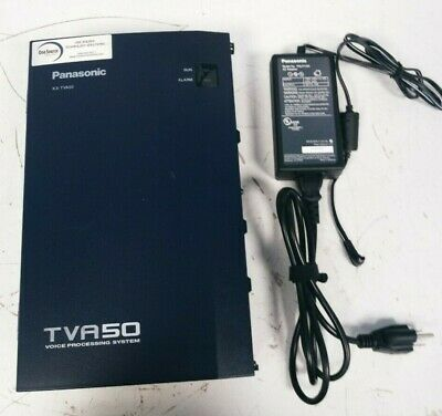 Panasonic KX-TVA50 Voice Processing System w/ Power Adapter