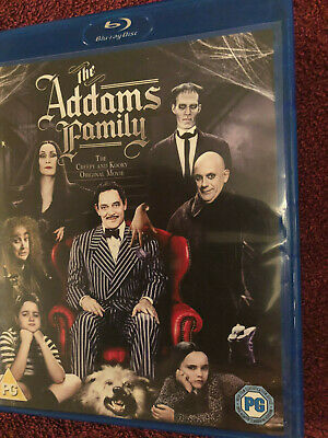 The Addams Family (Blu-ray, 2013)