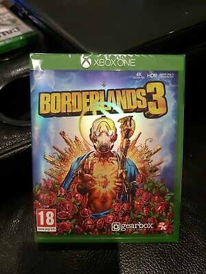 Xbox One Borderlands 3 brand new and sealed