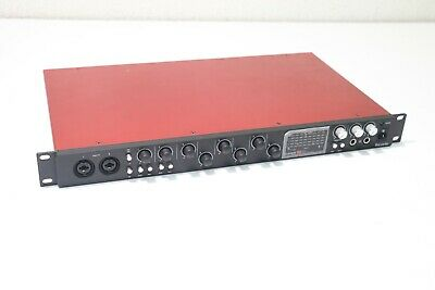 Focusrite Scarlett 18i20 2nd Generation USB 2.0 Audio Interface