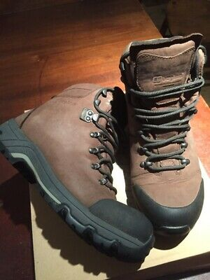 Berghaus Mens Fellmaster GTX Tech Walking Boot size 7 uk brown GORE-TEX lining.