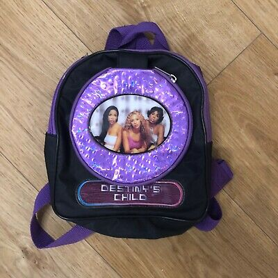 Very Rare Destiny's Child Mini CD Backpack Collectors 90's Y2K