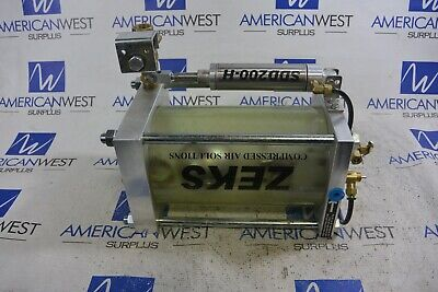 New Surplus ZEKS SDD200-H COMPRESSED AIR SOLUTIONS  683428 250 PSI