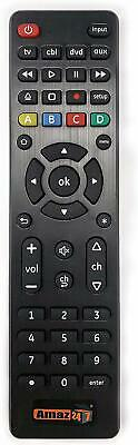 Universal Remote Control for LG, Insignia, Philips, Samsung, Sony TV/DVD player