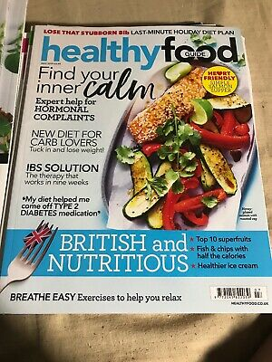 Healthy Food Guide Magazine Issue July 2019 New 395