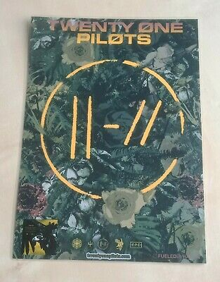 TWENTY ONE PILOTS - 21 PILOTS - TRENCH - Laminated Promotional Poster - NEW!