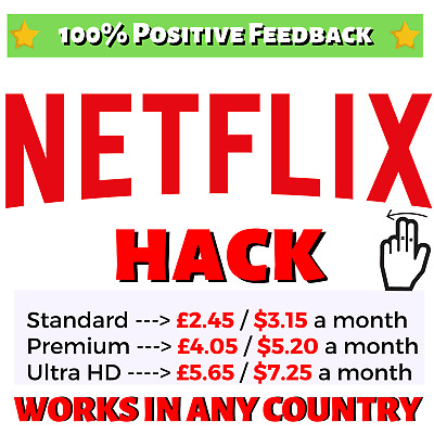 How to get NETFLIX discounted for up to 65% less - Please READ before buying