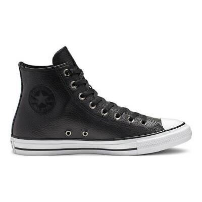 Converse Chuck Taylor All Star Leather High Top Unisex Men's Women's Casual Shoe