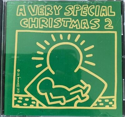 A Very Special Christmas 2 by Various Artists CD 1992  Luther Bon Jovi Tom Petty