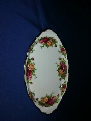 Royal Albert Old Country Roses oval serving tray