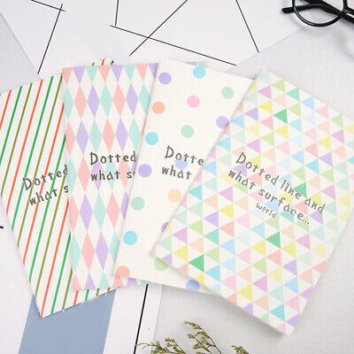 Geometric Print Diary Notebook Notepad Paper School Stationery ONE