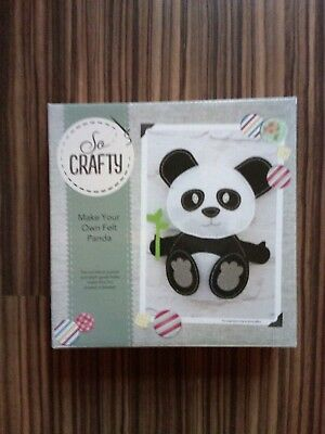 Crafty Kit Company SEW YOUR OWN DOLL AND PUPPY KIT