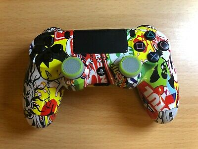 Customized PS4 Playstation 4 Dualshock Controller - Wireless Bluetooth - Unique