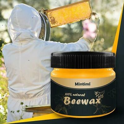 NEW Wood Seasoning Beewax Complete Solution Furniture Care Beeswax