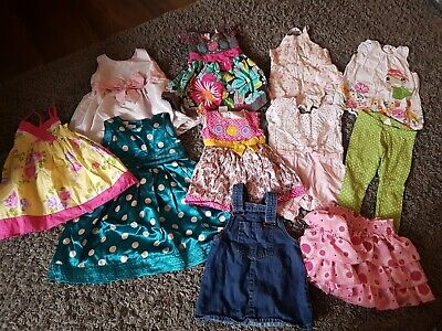 Baby Girl 18 to 24 months Outfits Clothes Bundle
