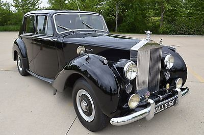 1954 Rolls-Royce Other  Gorgeous, meticulously maintained. Automatic. Stunningly original presentation.