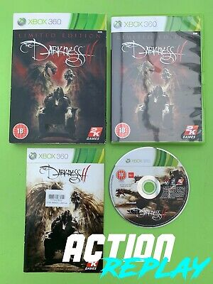 The Darkness II Limited Edition Microsoft Xbox 360 PAL + Xbox One Compatible