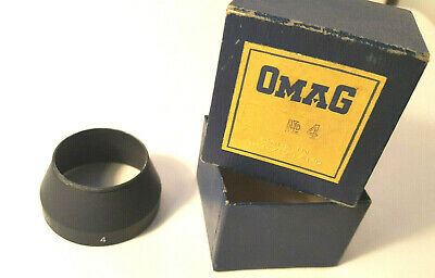 OMAG made in switzerland No 4 lens hood for leica
