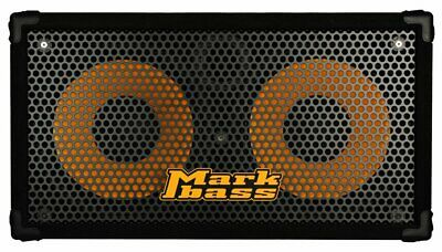 Markbass New York 122*800W Powerfull 4 Ohm Neodymspeaker Lighweight Basscabinet*