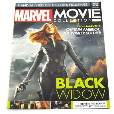 Marvel Movie Collection Issue 2 Magazine Only Black Widow