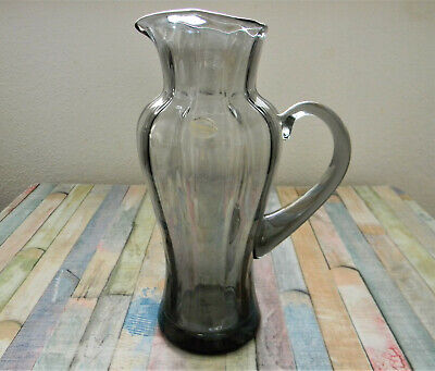 """Wedgwood  """"The Devon Collection"""" Lead Crystal Table Jug / Pitcher"""