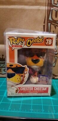 IN HAND funko HOLLYWOOD HQ grand opening CHESTER CHEETAH sunglass POP protector